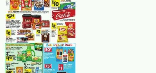 Offers dollar general 29-7-2018