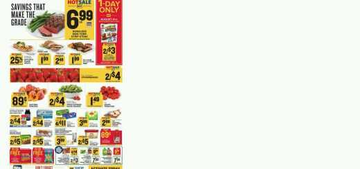 Offers Food lion 31-7-2018