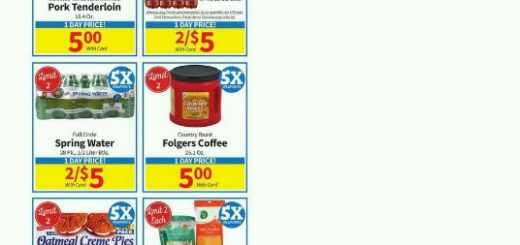 OFFERS FOOD CITY 15-8-21