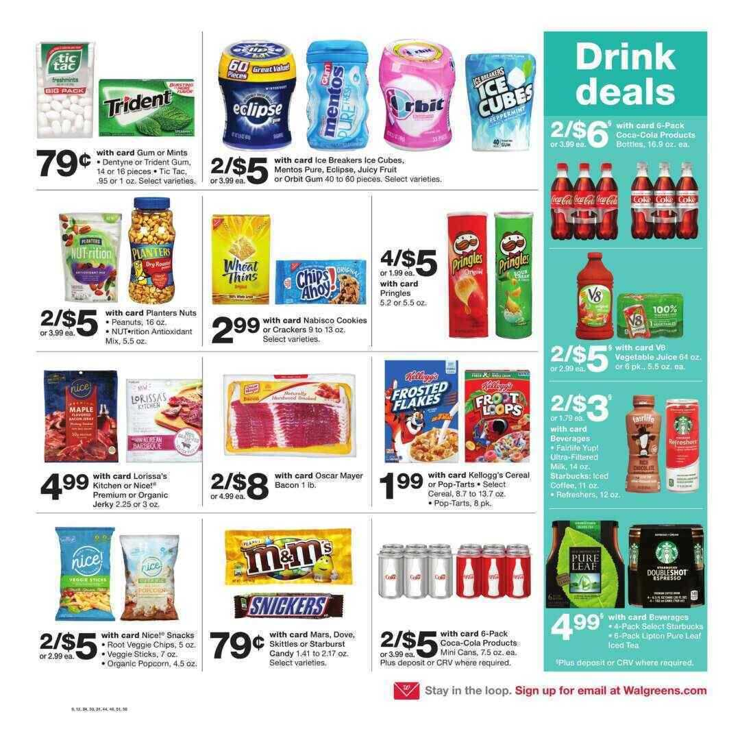 Offers Walgreens weekly valid from 7 10 2018 until 13 10
