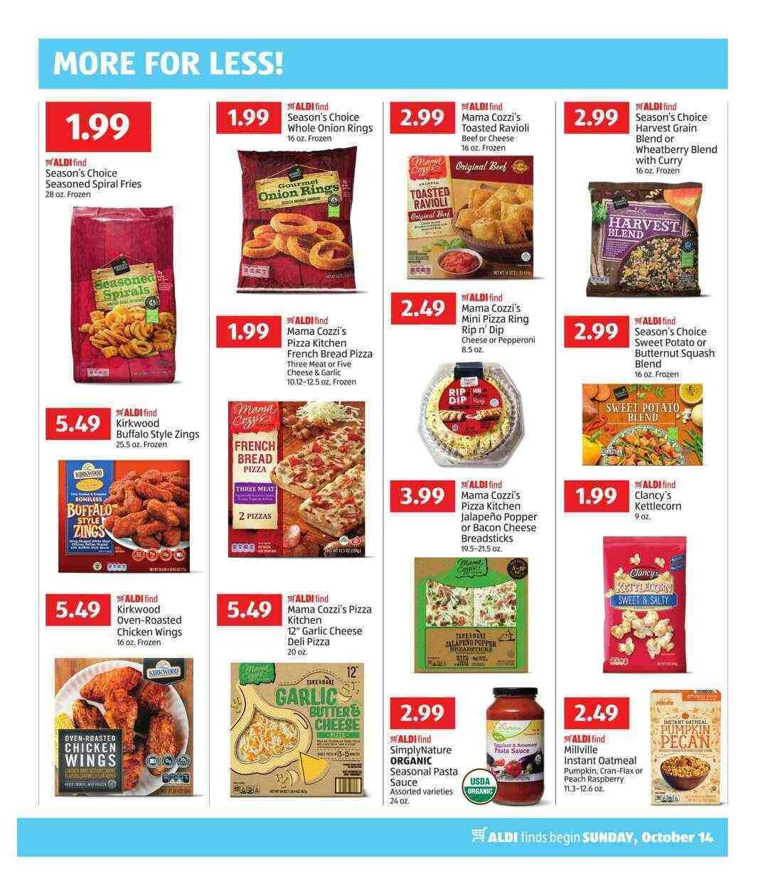 Offers ALDI weekly valid from 14 10 2018 until 20 10 2018
